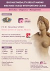 IBUS MULTIMODALITY BREAST IMAGING AND IMAGE-GUIDED INTERVENTIONS COURSE
