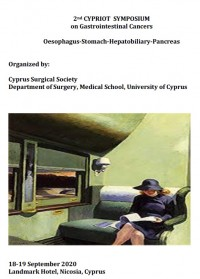 2nd CYPRIOT SYMPOSIUM ON GASTROINTESTINAL CANCERS