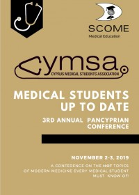 CYMSA: 3nd ANNUAL PANCYPRIAN CONFERENCE