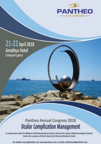 PANTHEO ANNUAL CONGRESS 2018, 21 - 22 APRIL 2018, AMATHUS HOTEL, LIMASSOL