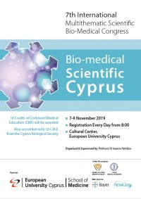 7th INTERNATIONAL BIO-MEDICAL SCIENTIFIC CYPRUS CONGRESS